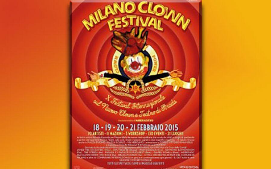 Milano Clown Festival all'Isolacasateatro