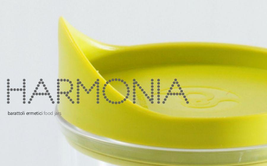 Harmonia, i nuovi barattoli ermetici di casa POS Design #PiccoliOggettiSpeciali