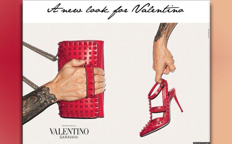 Valentino e Richardson: Fashion has not limits!