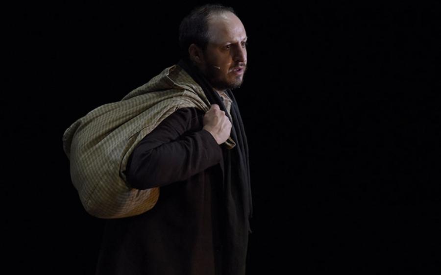 """Il grande debutto dello spettacolo """"il Viaggio di Enea"""" al Teatro Carcano di Milano"""