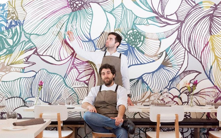 Flora – a pochi chilometri da Milano una cucina fresca e green: un mondo di sapori naturali