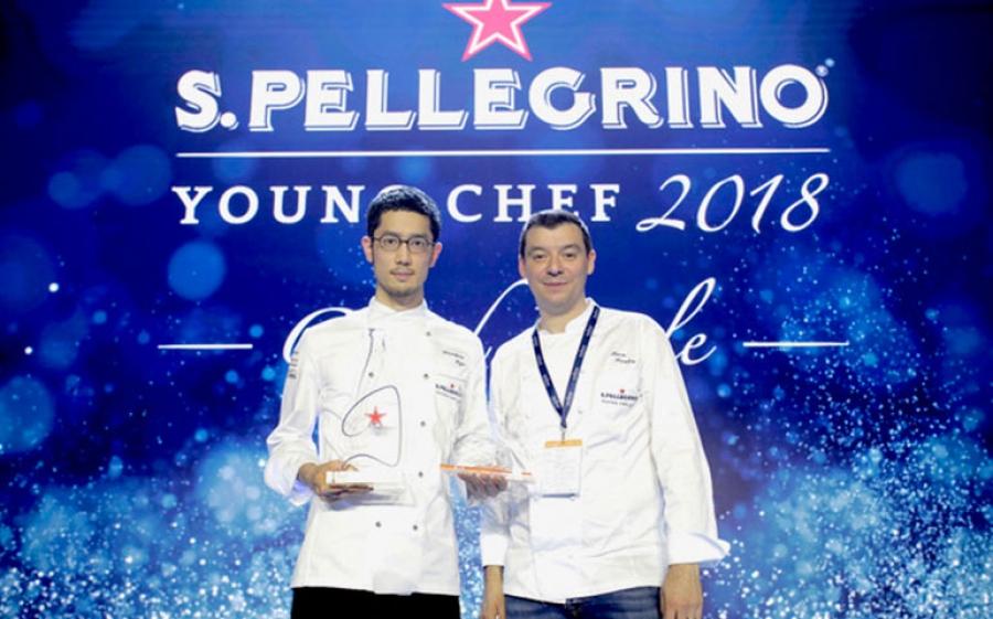 S. Pellegrino Young Chef 2018: Vince il giapponese Yasuhiro Fujio