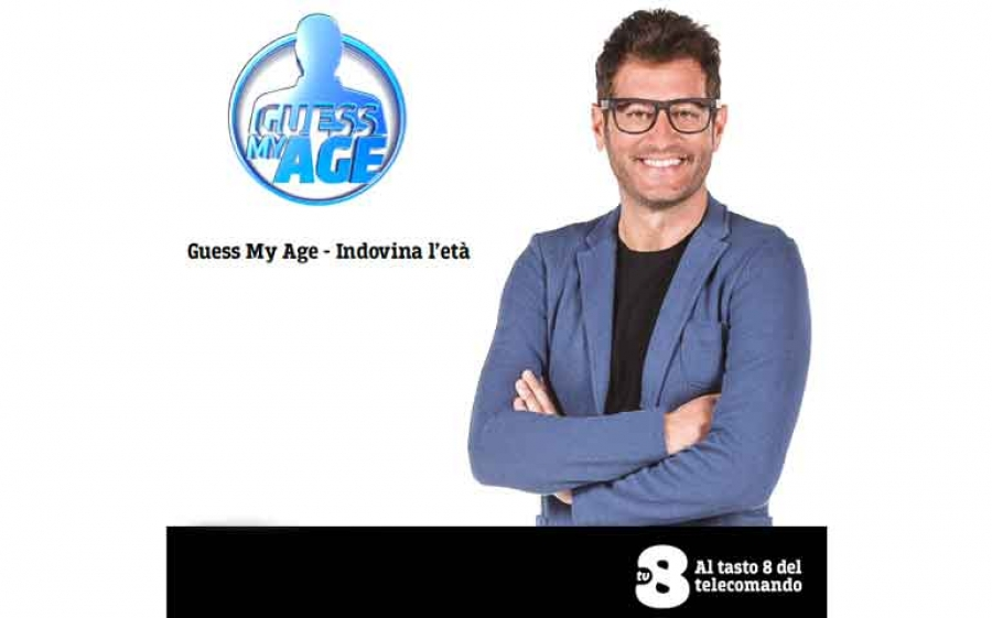 Guess My Age-Indovina l'età, in onda su TV8 il nuovo programma condotto da Enrico Papi