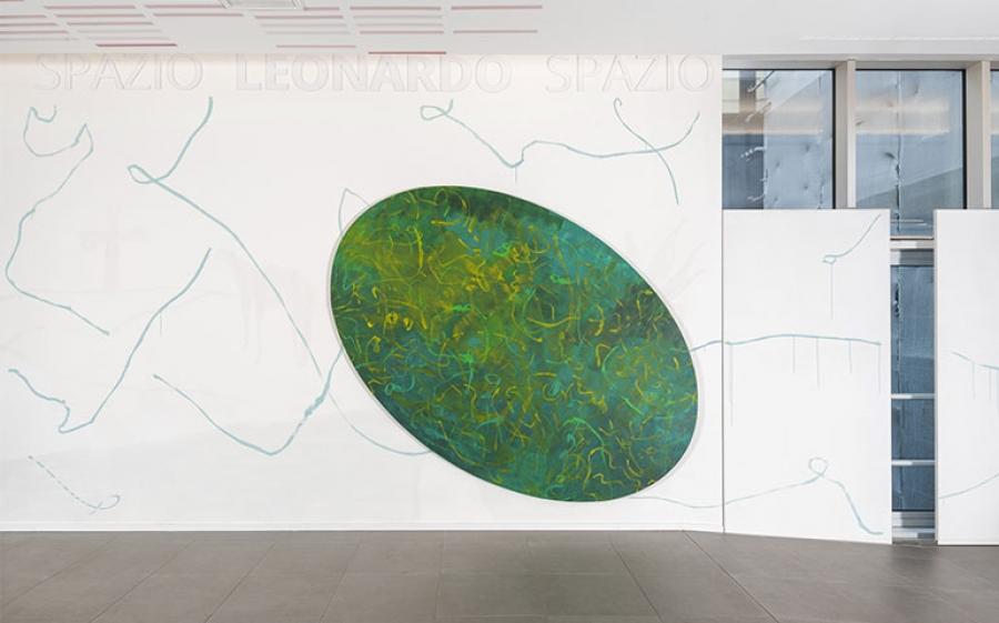 A Spazio Leonardo di Milano la prima mostra di Thomas Berra