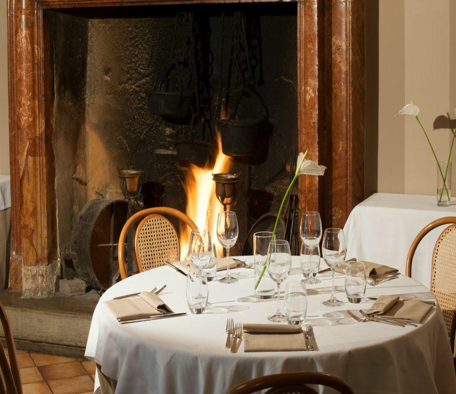 Antica Osteria La Rampina: una cena a quattro mani