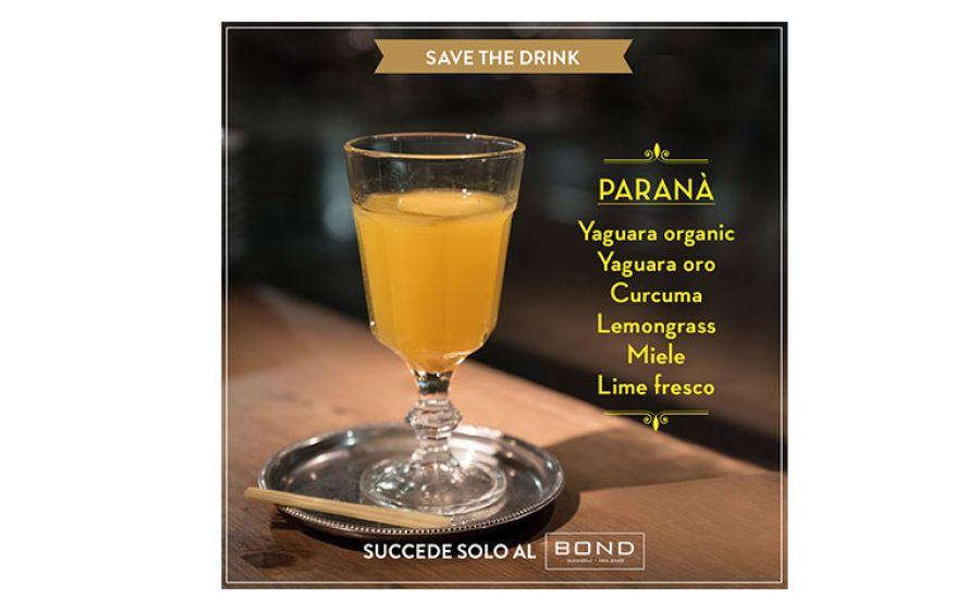 I nuovi irresistibili cocktail del Bond