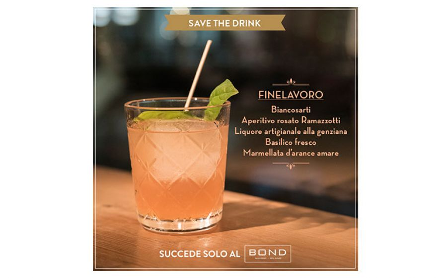 I nuovi irresistibili cocktail del Bond