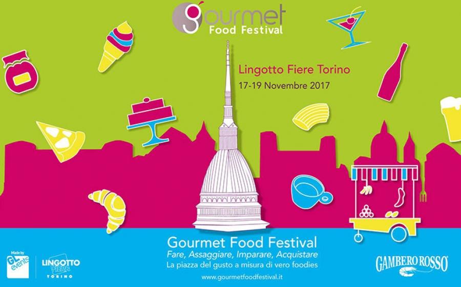 A Novembre, a Lingotto Fiere Torino: Gourmet Food Festival, tra cibo e grandi nomi, come Gambero Rosso