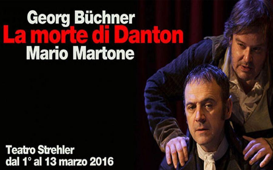 Morte di Danton al Piccolo Teatro