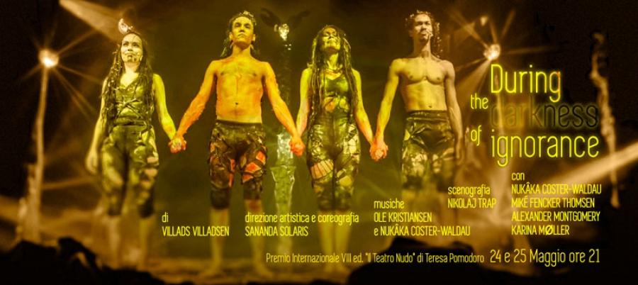 Milano, Spazio Teatro NO'HMA Teresa Pomodoro: During the Darkness of Ignorance
