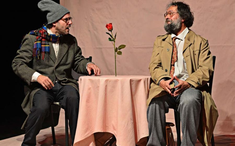 John&Joe, opera di Agota Kristof, in scena, da oggi al 16 giugno, al Teatro Elfo Puccini di Milano