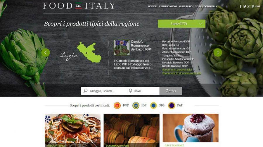 FoodInItaly: l'app per il gusto a portata di click.