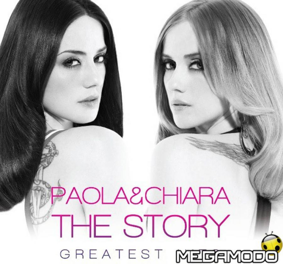"""The story – Greatest hits"", la raccolta di Paola & Chiara"
