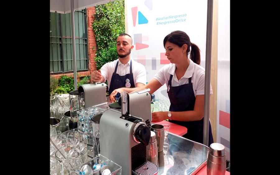 Nespresso On Ice, Il caffè freddo in edizione limitata per l'estate 2018
