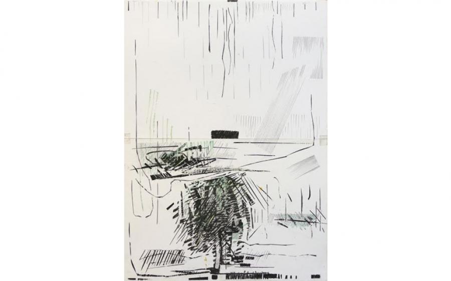 """L'arte delle """"Visioni"""" di Tano Santoro in mostra all'Università Bocconi"""