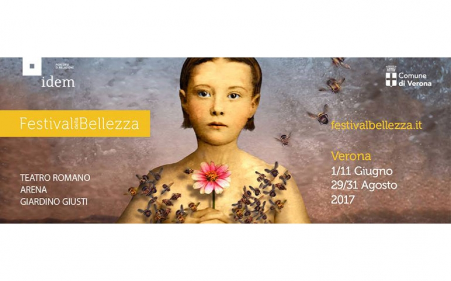 Festival della Bellezza - i Maestri dello Spirito, il festival culturale di Verona alla sua quarta edizione