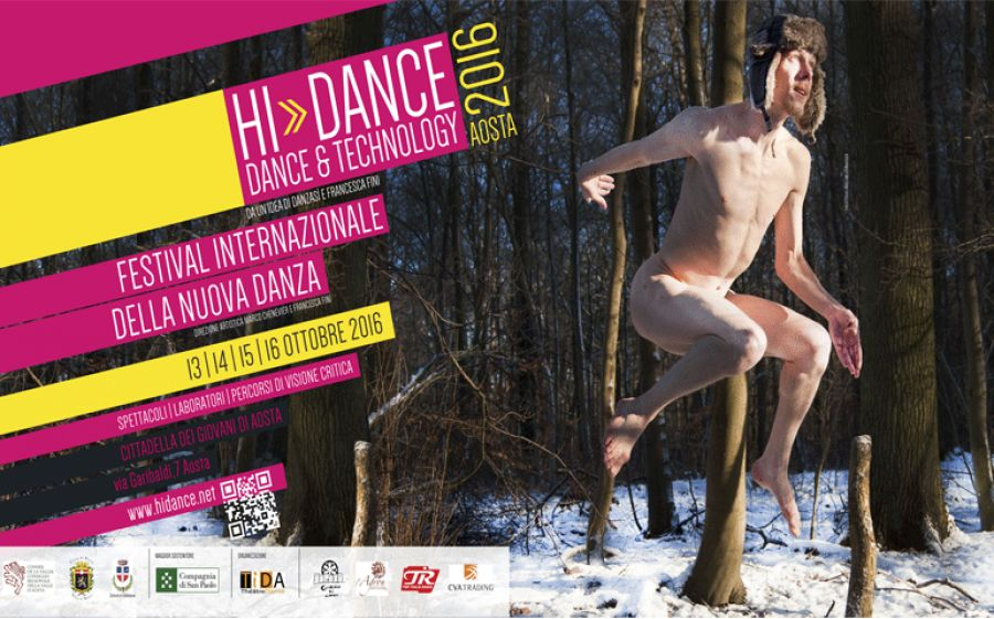 Hi>Dance Dance&Technology, il festival 2.0 ad Aosta
