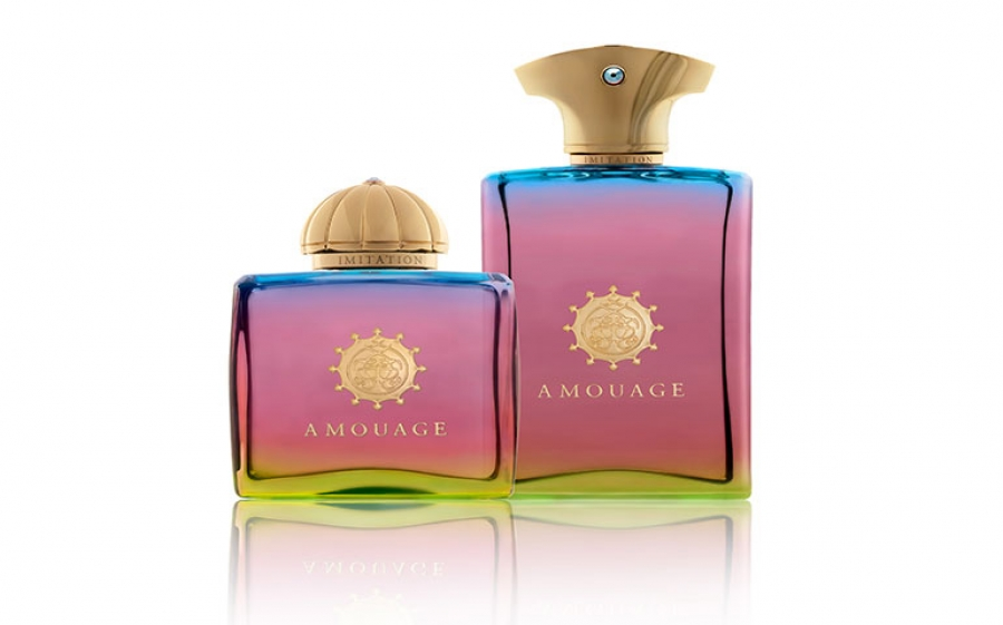Imitation, la nuova ammaliante fragranza Amouage