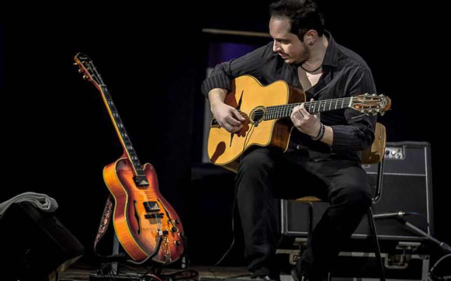 """""""Spaghetti Gipsy"""", il nuovo disco del chitarrista jazz Daniele Gregolin"""