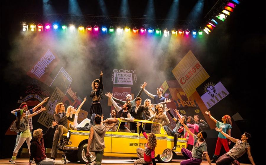 """In scena il musical cult anni '80: """"Fame"""" si rinnova al San Babila"""