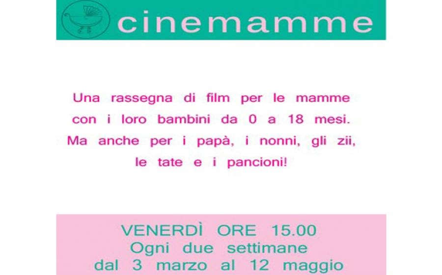 Cinemamme, al Teodolinda spazioCinema di Monza una rassegna per le neomamme e i loro bimbi
