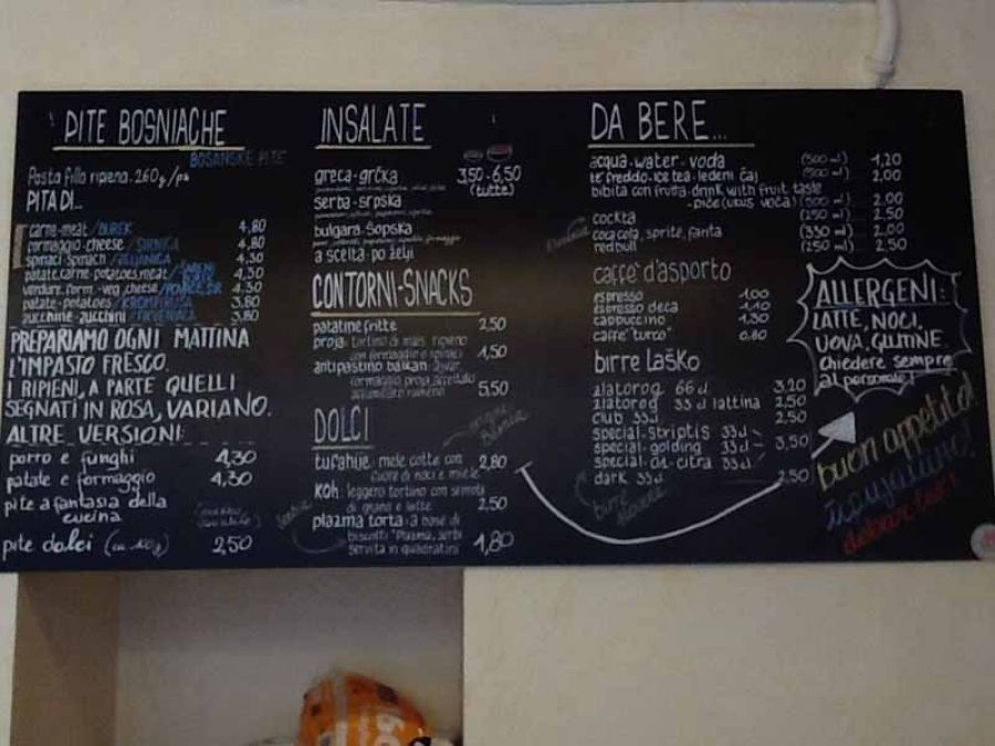OPA - il primo Balkan Food di Milano