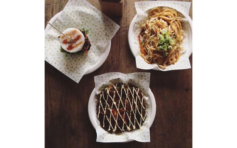Maido raddoppia e i suoi okonomiyaki conquistano l'Arco della Pace