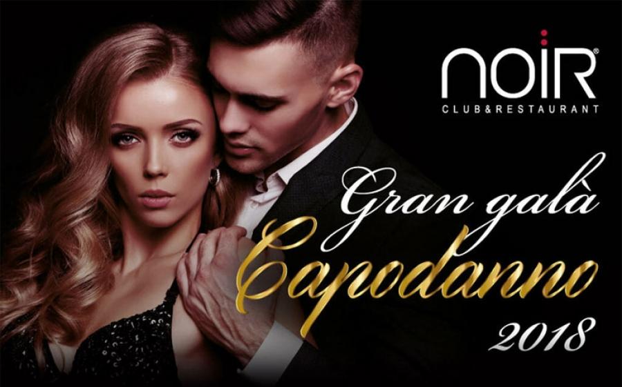 Gran Galà di Capodanno al Noir Club & Restaurant di Lissone