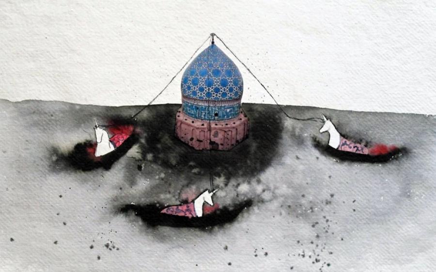 Tante donne tutte nella stessa forza: la forza di Maryam