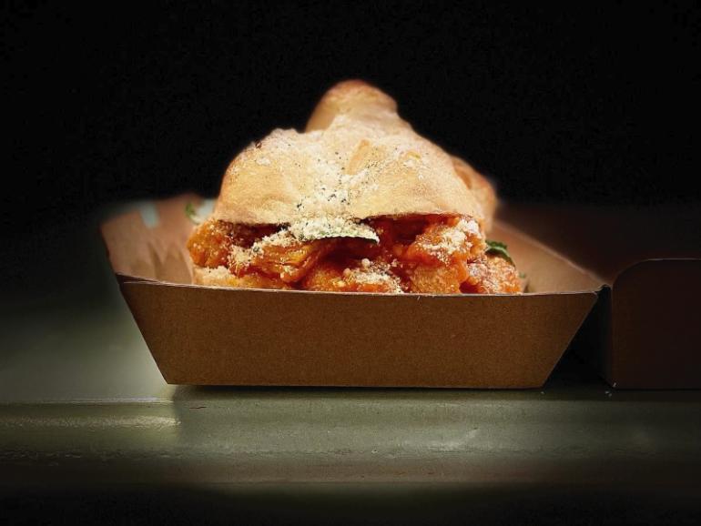 Bottega Mellini: Street Food casereccio a Prati