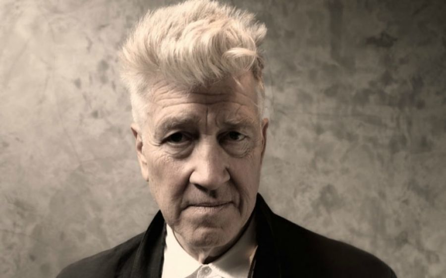 il regista David Lynch