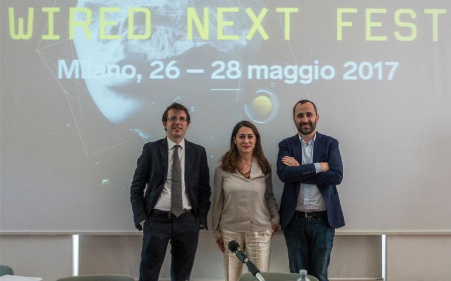Wired Nex Fest 2017 ai Giardini Indro Montanelli di Milano la protagonista è l'identità