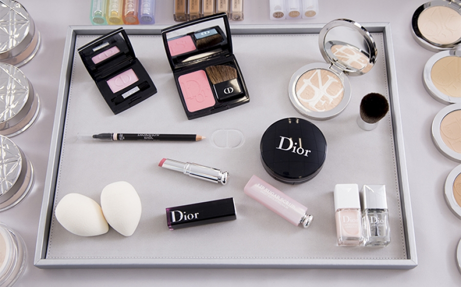 Dior Haute Couture Spring Summer Repeat Show - Make Up Backstage
