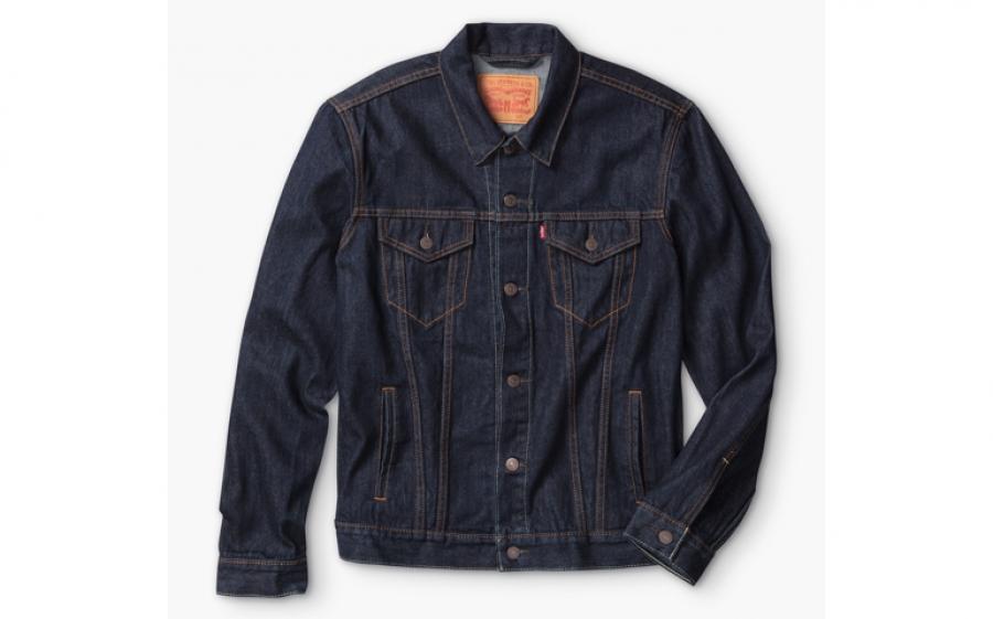 I 50 anni dell'iconica giacca denim Trucker Type III firmata Levi's