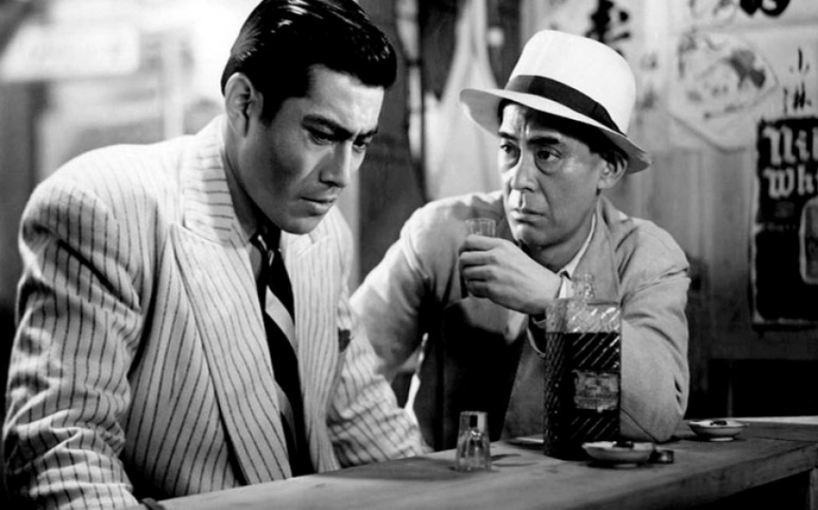 L'angelo ubriaco – Akira Kurosawa