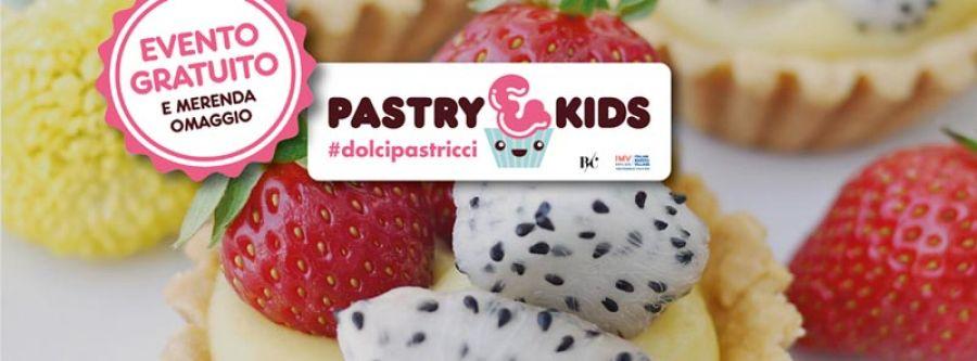 I #dolcipastricci di PASTRY&KIDS