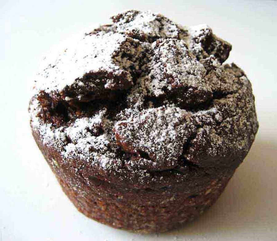 Ricetta Muffin al Cioccolato Fondente