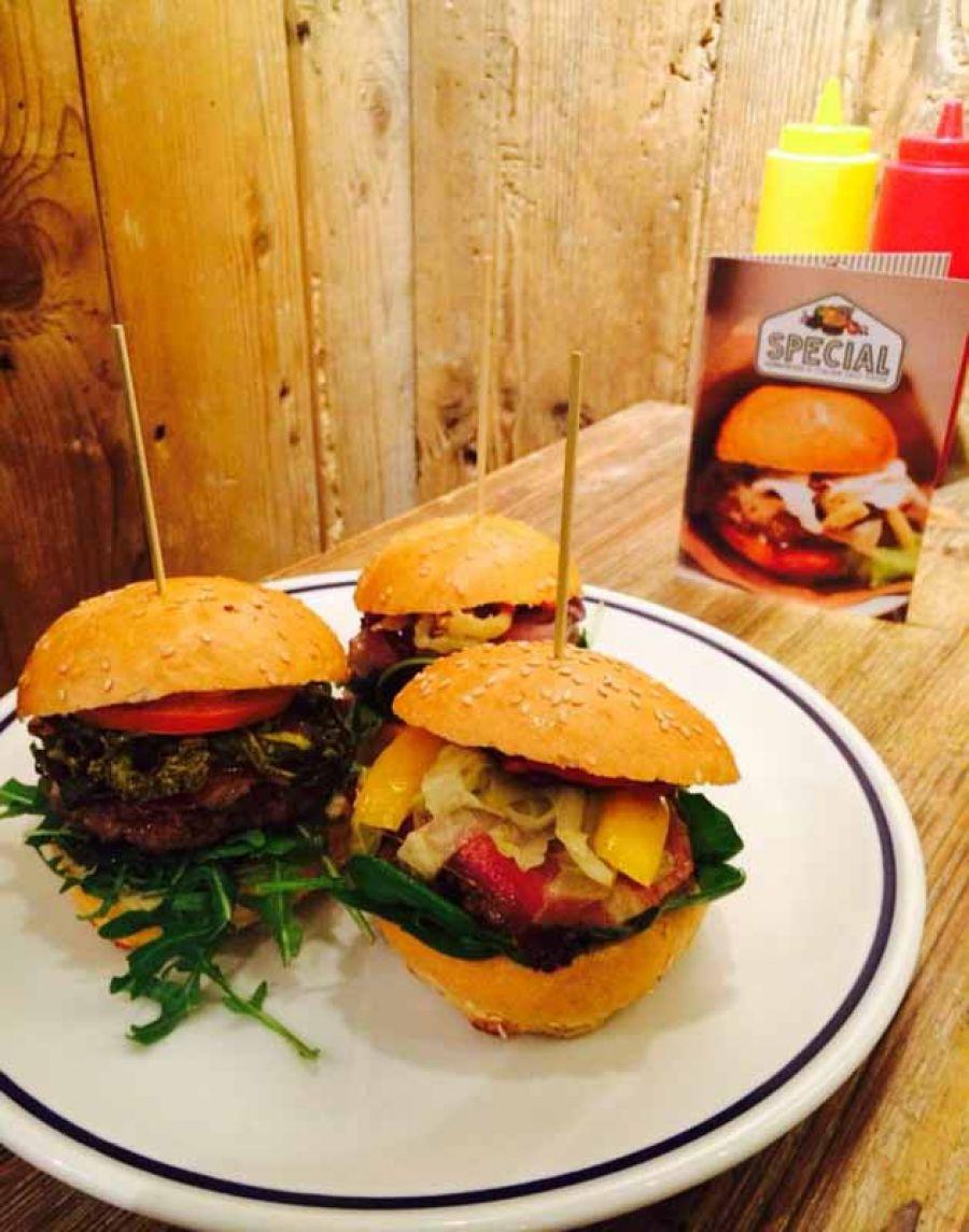 Special- Hamburger & Italian Fast Food raddoppia
