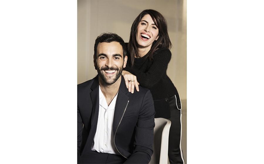 """""""Come neve"""": Giorgia e Marco Mengoni per la prima volta insieme"""
