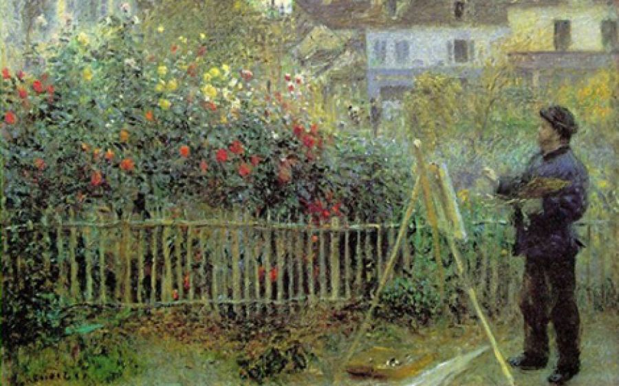 Da Monet a Matisse: l'arte di dipingere