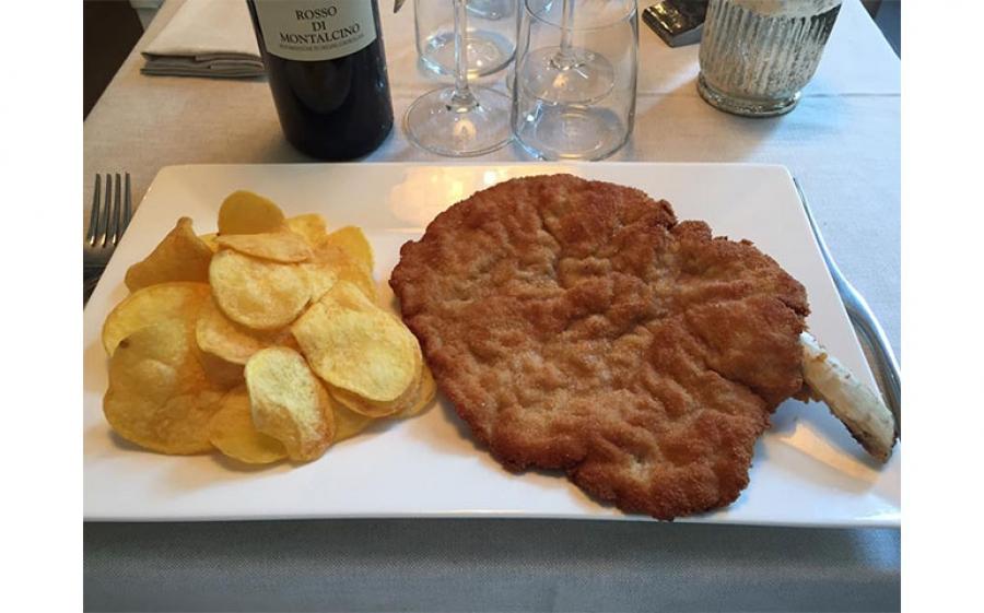 Osteria della Bullona: Milano da mangiare