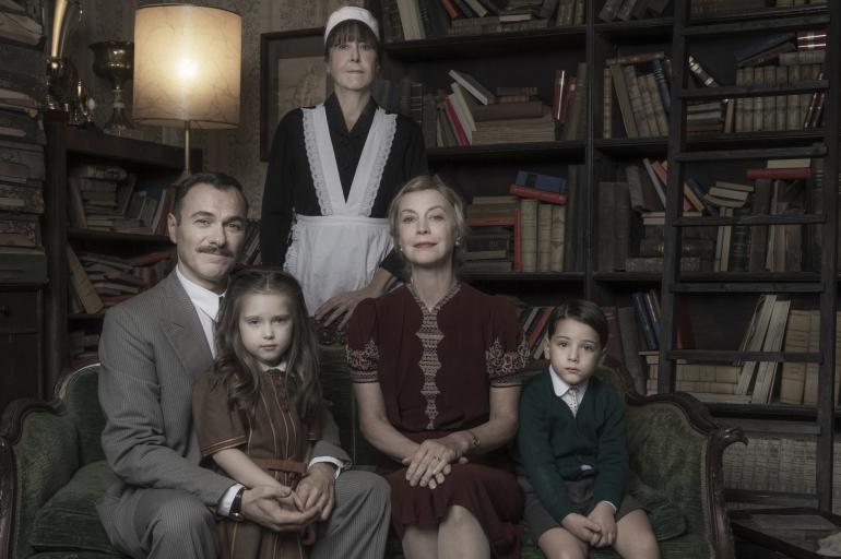 Alessandro Gassman ritorna alla regia con Il Silenzio Grande