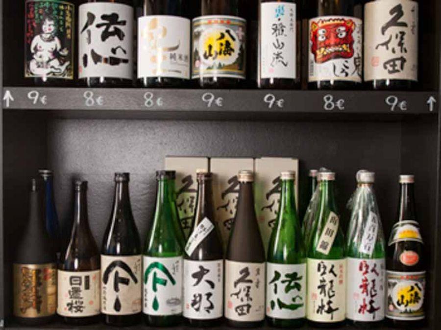 Saketeca Go: l'enoteca giapponese