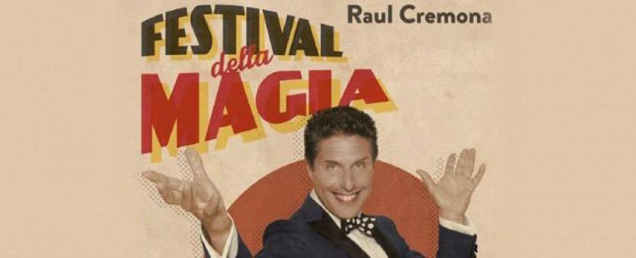 """Il """"Festival della Magia"""" al Teatro Manzoni"""