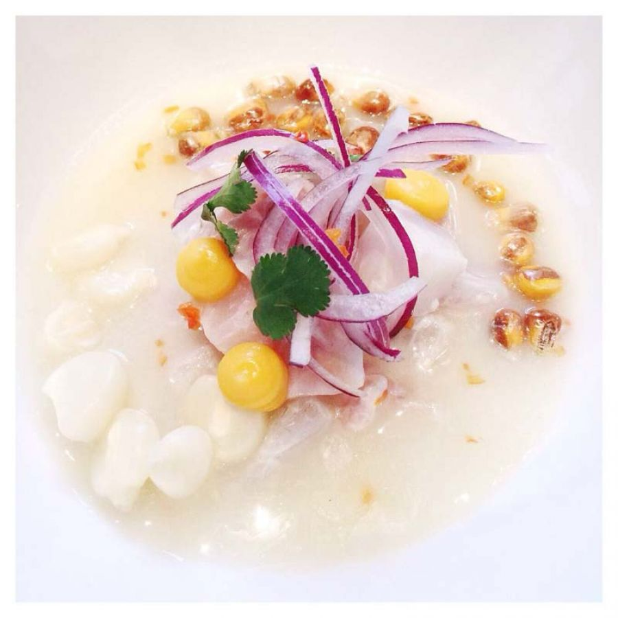 Pacifico: il primo ristorante peruviano