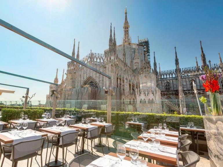 MAIO Restaurant a Milano si rinnova in una delle cornici più esclusive