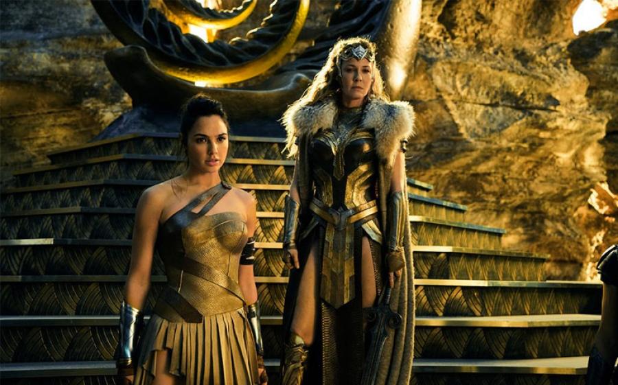Gal Gadot è Wonder Woman, arriva nei cinema il film con l'eroina della DC Comics