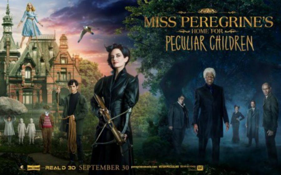 Miss Peregrine: la casa dei ragazzi speciali, dal 15 dicembre nei cinema