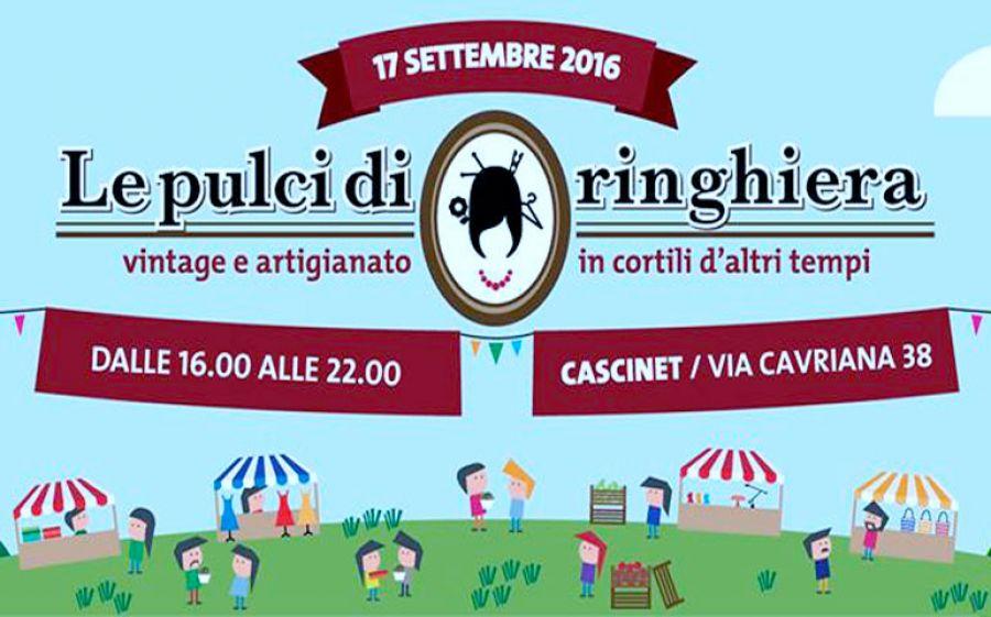 Le Pulci di Ringhiera alla Cascina Sant'Ambrogio a Milano
