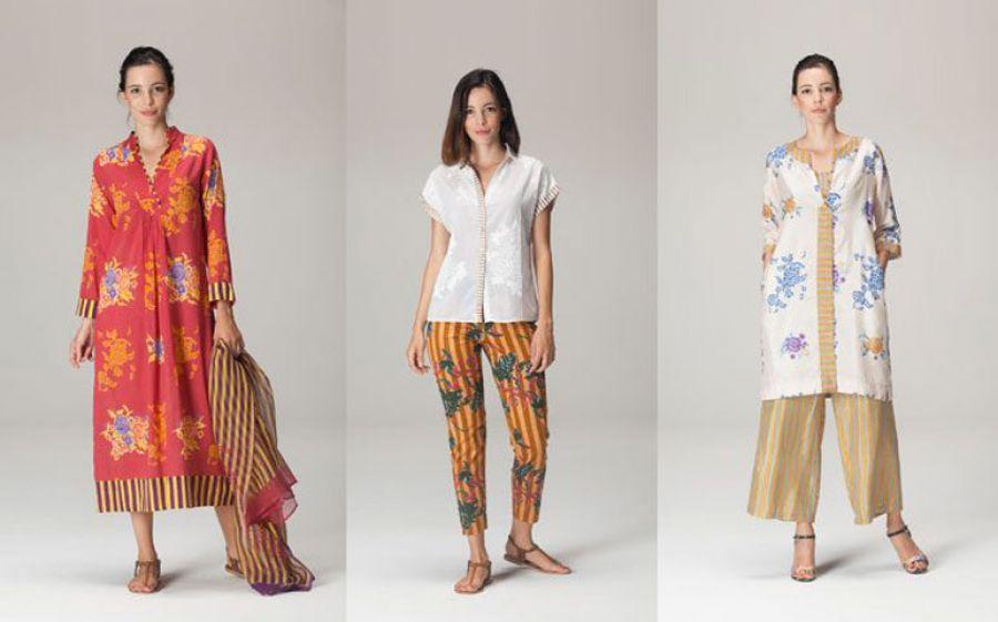 L'eleganza e lo stile della moda firmata Lisa Corti nella nuova Collezione Garment primavera/estate 2017 presentata a Milano